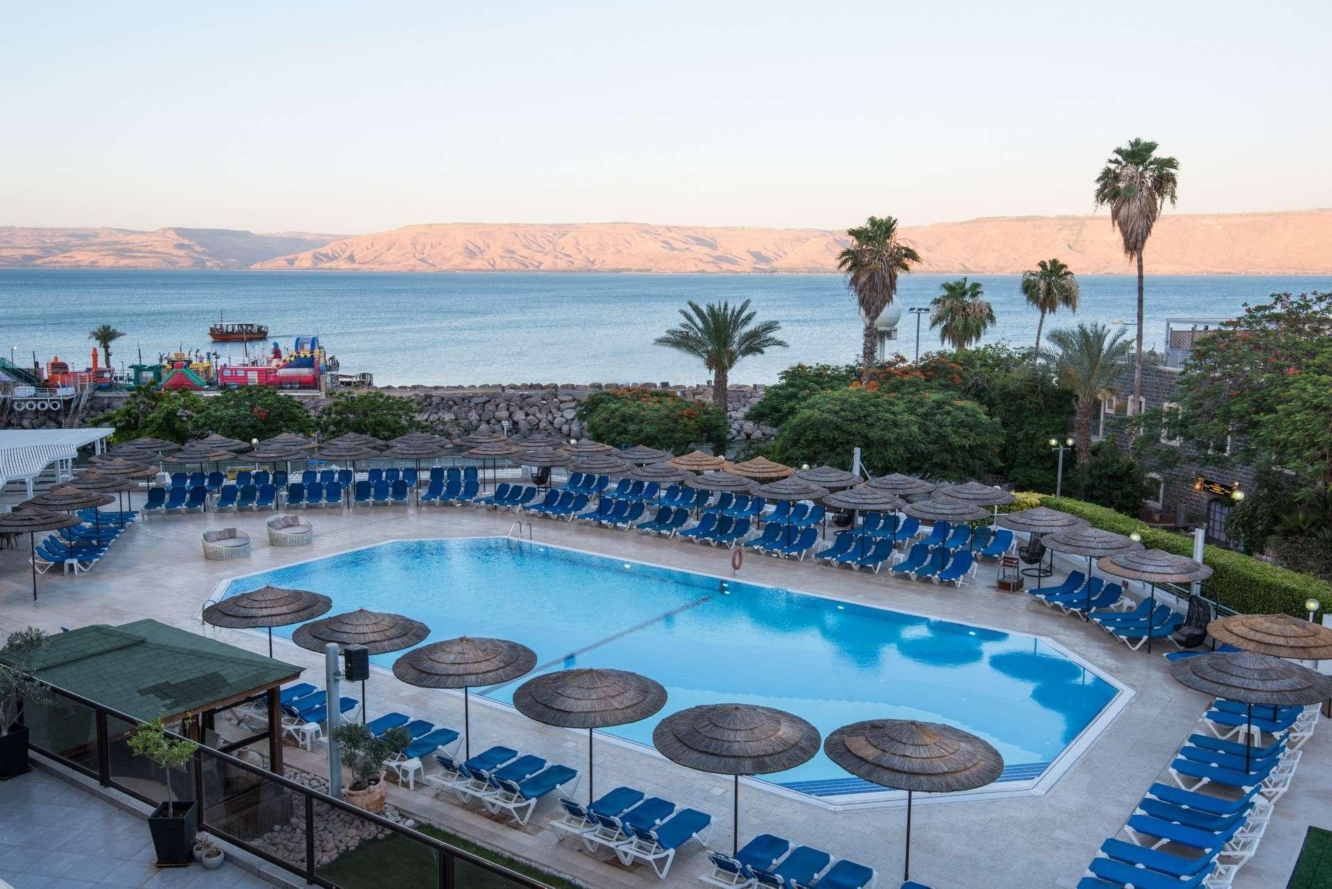 Leonardo Plaza Hotel Tiberias Reviews